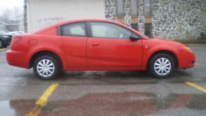 saturn ion 2007 automatique full air 159000 kms