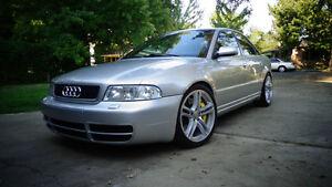 2001 Audi S4 Sedan