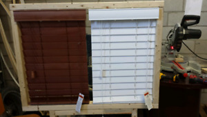 """Premium 2"""" Real Wood Blinds - unbeatable prices"""