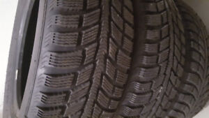 Winter tire 185  65  R15 very good condition