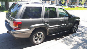 2002 Jeep Grand Cherokee 4.7L SUV, Crossover