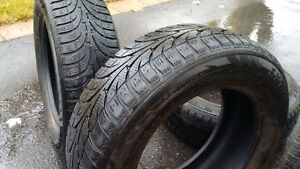 winter tires 195/65r15 91T. Price negotiable