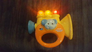 Vtech Toot & Learn Trumpet Toot-Toot Trumpet The Toot-Toot Trump