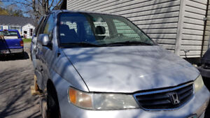2003 honda odyssey parts for sale