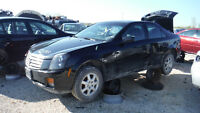 2006 CADILLAC CTS PART OUT YL013