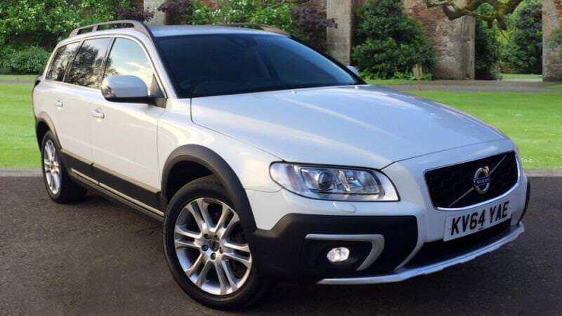 2014 Volvo XC70 D5 SE Lux AWD Automatic Park A Automatic Diesel Estate