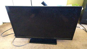 "Insignia 32 and 40"" LED TVs"
