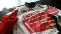 Motorcycle Honda Jacket