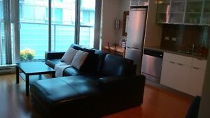 Exec. Furnished One-Bedroom Gastown -Avail July 1st