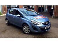 2014 Vauxhall Corsa 1.4 Design (AC) Manual Petrol Hatchback
