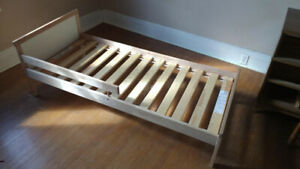 Sniglar Bed Frame (IKEA) Junior size for 3 yrs to 7 yrs