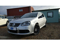 2007 VOLKSWAGEN GOLF R32.LOW MILEAGE.FULL MAIN DEALER SERVICE HISTORY,