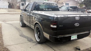 Custom 2005 Ford F-150 Pickup Truck