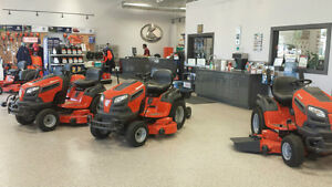HUSQVARNA DEALS AT KEYAG KUBOTA IN LEDUC