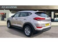 2018 Hyundai Tucson 1.6 GDi Blue Drive SE 5dr 2WD Petrol Estate Estate Petrol Ma
