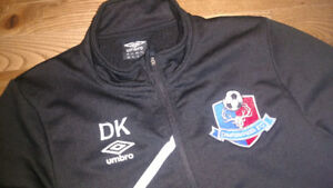 Dartmouth FC soccer kit DFC Gear.