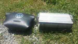 Head and tail lights, airbags, electronics for 2001 VW Jetta