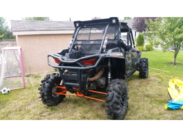 Used 2015 Polaris Razor 4 1000