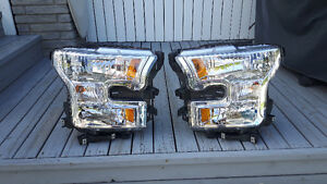 Lumieres avant ford f150
