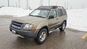 2002 Nissan Xterra XTR SUV, Crossover