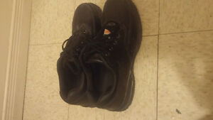 Steel Toe Safety shoes size 12 Kitchener / Waterloo Kitchener Area image 2