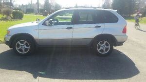 2003 BMW X5 with One Previous Owner