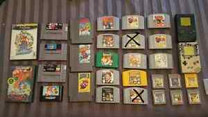 ISO Nintendo 64 (N64) games. WILL NOT SELL, TRADES ONLY