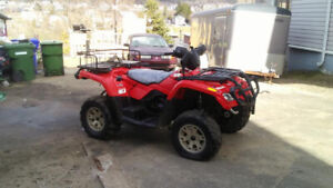 CAN AM OUTLANDER 4X4 400CC