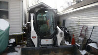 Dover Bobcat for snow removeable