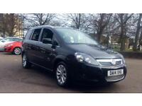 2014 Vauxhall Zafira 1.8i Design Nav 5dr Manual Petrol Estate