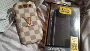 Outterbox and Louis Vuitton phone case galaxy S3