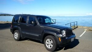 2011 Jeep Liberty SUV 4x4