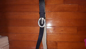 Guess Genuine Leather Belt