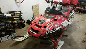 2003 Polaris pro x 440/600 parting out.