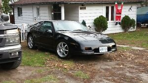 Sweet Black 1987 Fiero GT