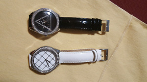 Womens Guess watch  $40 each or both for $75