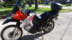 2011 KLR 650 LOTS OF EXTRAS!!!!
