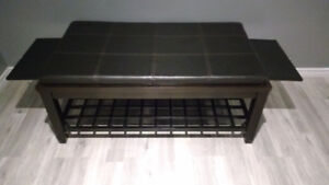 Magnussen Ebony cocktail table - like new Never used