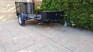 Mint Condition 5x10' trailer