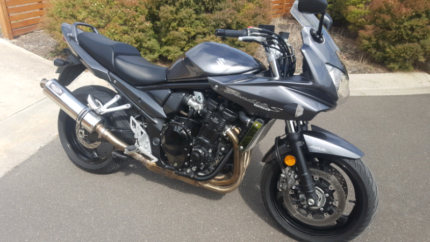 Suzuki bandit Lara Outer Geelong Preview