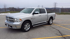 2013 Dodge Power Ram 1500 Big Horn Crew Cab Pickup Truck