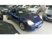 2000 TOYOTA MR2 ROADSTER HARD TOP Blue Manual Petrol