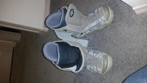 2 snowboards and 2 sets of boots for sale Strathcona County Edmonton Area image 3