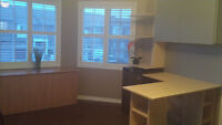 Bright clean and big master bedroom with furnish in Newmarket