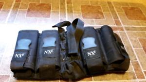 Butt pack de paintball NXe