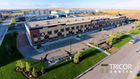 New Industrial Condo Bays for Sale or Lease SE Calgary