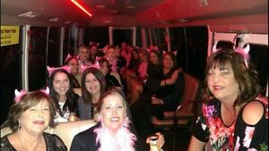 Party bus hire including night club entry Auburn Auburn Area Preview