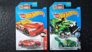 16-17 Hot Wheels Regular Treasure Hunts
