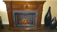 Electric Fireplace - Reduced