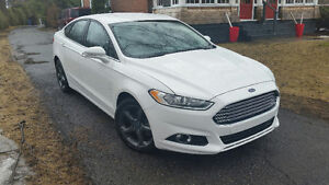 2013 Ford Fusion SE Sport, AWD, 2.0 Ecoboost, UNE SEULE TAXE!!!